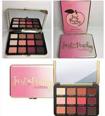 new released just peachy matte eyeshadow palette 12 colors eyeshadow makeup coupon