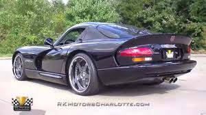 134921 / 1999 Dodge Viper GTS - YouTube