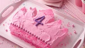 Royal Princess Crown Cake Recipe Bettycrockercom