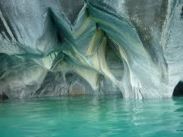Resultado de imagen de Cavernas de Mármol en Patagonia, Chile
