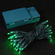 outdoor christmas led lights battery operated. 50 led battery operated lights green outdoor christmas led d