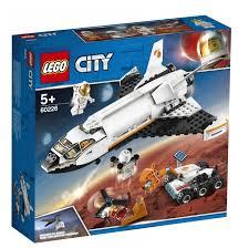 Купить <b>Конструктор LEGO City</b> 60226 Шаттл для исследований ...