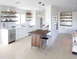 Open Shelves Kitchen Design Ideas