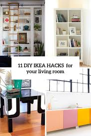 Image Dresser 11 Diy Ikea Hacks For Your Living Room Cover Shelterness 11 Practical And Chic Diy Ikea Hacks For Living Rooms Shelterness