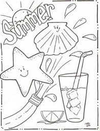 Small Picture FREE Summer Quotes Coloring Page 3rd Grade Language Arts