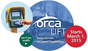 Orca Vending Machine Locations Simple ORCA LIFT Reduced Fare Metro Transit King County
