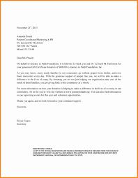 3 Charitable Donation Letter Driver Resume