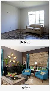 paint makeover living room