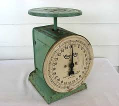 Small Picture Vintage Kitchen Scale S T O V A L