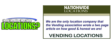 Vending Machines Locator Service Interesting Vending Machine Locators Vending World