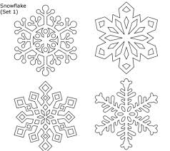 Snowflakes Template Pdf 80 Snowflake Templates Vectors Patterns And Photos Ginva