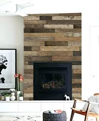 reclaimed wood fire surrounds uk distressed fireplace surround barn board design planks over ideas pictures bo