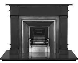 royal cast iron fireplace insert highlight polish