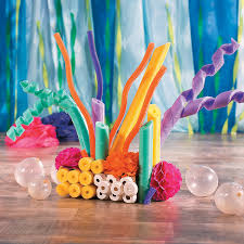 Diy Jellyfish Decorations If Youre Having An Under The Sea Vbs This Coral Reef Decoration