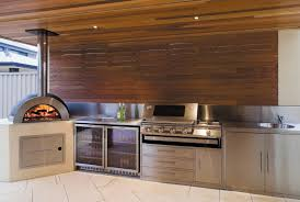 just kitchen designs. outdoor kitchen designs with pizza oven, featured timber lined ceiling just