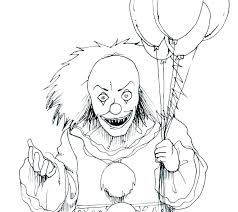 Circus Coloring Pages Free Printable Clown Coloring Pages Circus