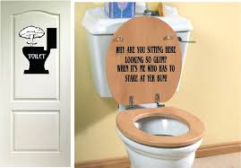 Decorative Bathroom Door Signs Beautiful Bathroom Door Signs And New Funny Alien Toilet Sign Door 30