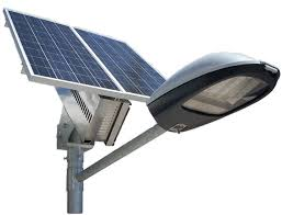 SUNPOWER Solar Street Light Complete Unit  Buy Online  Jumia Solar System Street Light