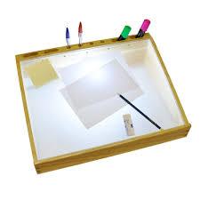 Art Craft Lightbox A3 Drawing Photo Tracing Daylight Cfl