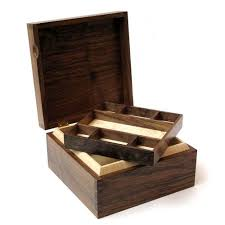 Montpellier Gallery::Item::EDWARD WILD::Jewellery Box