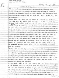 GCSE Literature  Unseen Poetry  Sample Essay by johncallaghan     GCSE Literature  Millicent Rogers Museum