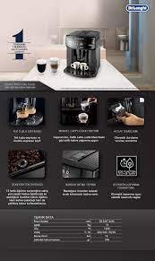 Delonghi Esam 2600 Full Otomatik Kahve Makinesi Fiyatı