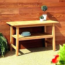 patio storage table patio table with storage outdoor grill prep table plans swingeing with storage beautiful patio storage table