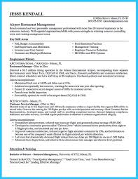 Restaurant Bar Manager Resume Examples Bar Work Duties Savebtsaco 16