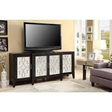 antique black wood console table 374207
