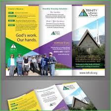 Church Welcome Brochure Samples 19 Church Welcome Brochure Samples