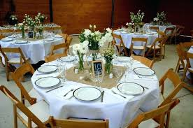 round table decorations round table centerpieces round table centerpieces wedding centerpieces ideas with burlap table setting round table