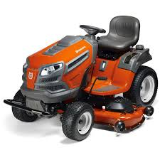 lowes garden tractors. Husqvarna LGT2654 26-HP V-twin Hydrostatic 54-in Garden Tractor With Mulching Lowes Tractors