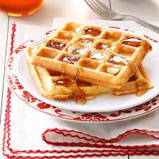 Light N Crispy Waffles Light N Crispy Waffles