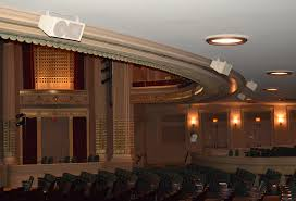 Uh Kennedy Theatre Seating Chart Electro Voice Stars In Sound Upgrade For Historic Hawaii Theatre