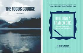 shawn blans focus course and abby lawson s building a framework