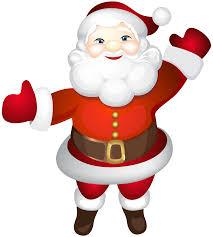 Santa Claus Father Christmas Clip Art Santa Claus Cute