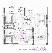 Home Plan HOMEPW76711  1951 Square Foot 3 Bedroom 2 Bathroom Simple Square House Plans