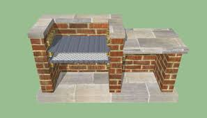 Outdoor Barbeque Designs Brick How To Build A Barbeque Pit Diy Brick Bbq Diy Outdoor