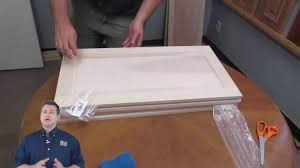 Unfinished Cabinet Doors How To Prevent Warping In Unfinished Cabinet Doors Youtube