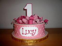 Happy Birthday Cake For 1 Year Baby Brithday Cake