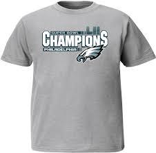 Philadelphia Lii Champions Boys' Eagles Bowl Super T-shirt– Nfl