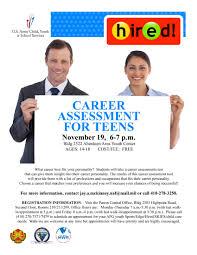 Career Assessments Career Assessment For Teens Career Assessments Career