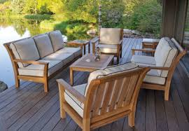 awesome teak patio furniture teak outdoor furniture