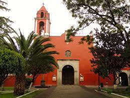 Image result for santo domingo de guzman mixcoac pics