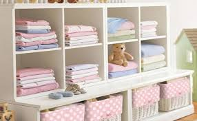 you need to keep a lot of your baby s stuff handy and open shelves work excellent for these easy to take out and then stack in these shelves turn out to be