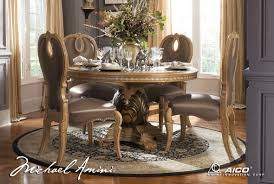 Round Kitchen Table For 4 Round Dining Room Tables For 4 Grstechus