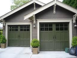 cottage garage doorsHeritage Wood Garage Door  Craftsman  Granny Flat or Shed