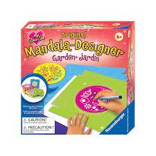 Ravensburger Deco Mandala Designer Drawing Machine Classic Ravensburger Deco Mandala Designer Hbrengg Com