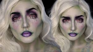 glam witch makeup