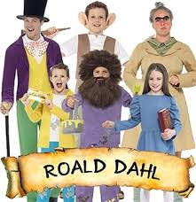 book day for kids book day for teachers roald dahl day costumes